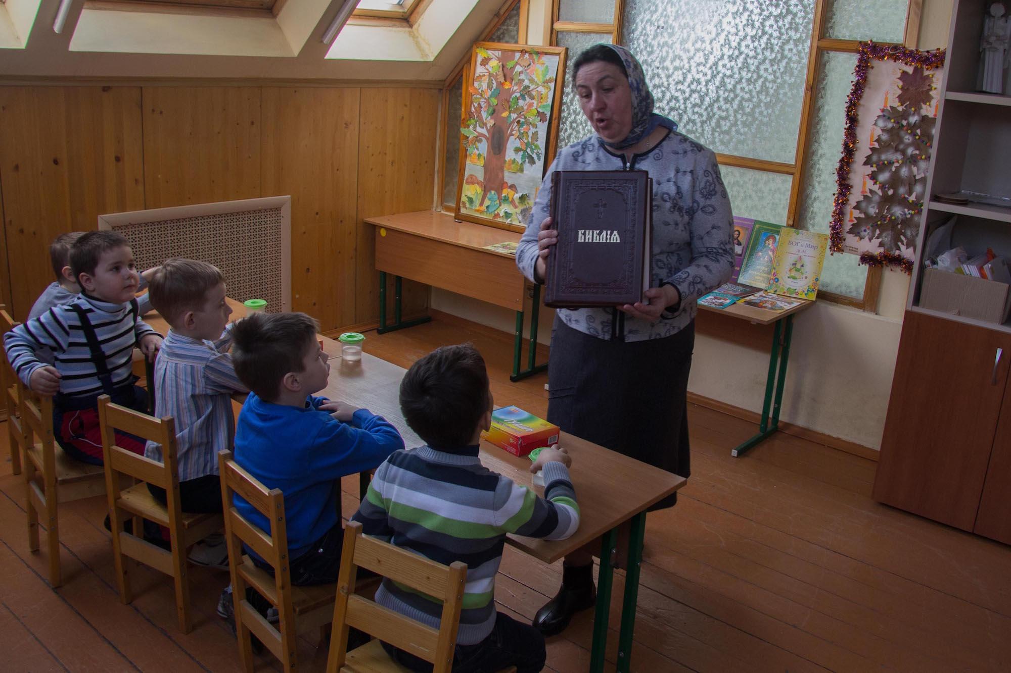 День православной книги на приходе Троицкого храма города Коломны (Щурово)